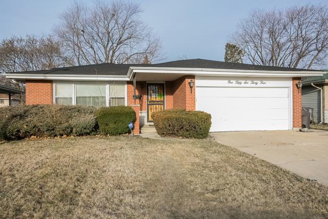 15634 Prince Drive, South Holland, IL 60473 (MLS #09893426) :: Domain Realty