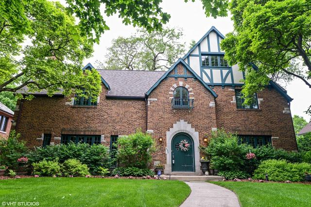 530 Jackson Avenue, River Forest, IL 60305 (MLS #09893429) :: Domain Realty