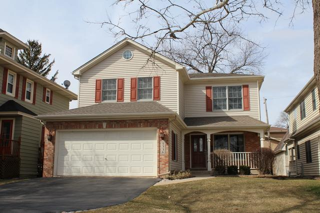 5336 Park Avenue, Downers Grove, IL 60515 (MLS #09893432) :: Domain Realty