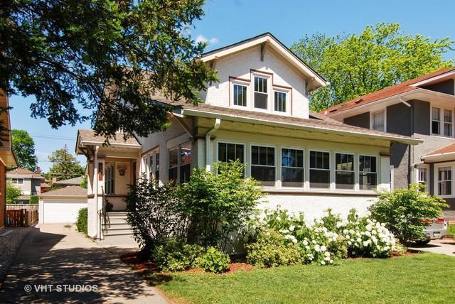 627 Belleforte Avenue, Oak Park, IL 60302 (MLS #09893500) :: Littlefield Group