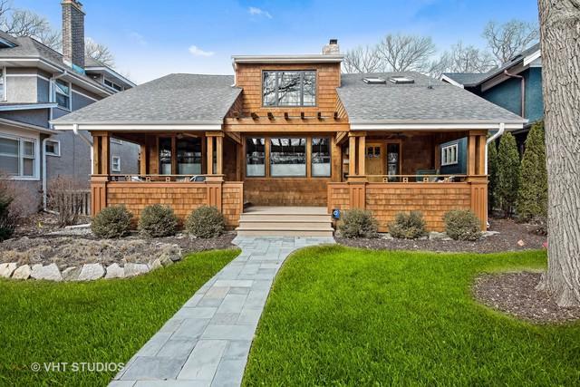 522 Greenleaf Avenue, Wilmette, IL 60091 (MLS #09893510) :: Domain Realty
