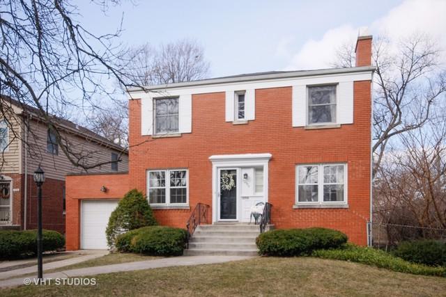 10336 S Fairfield Avenue, Chicago, IL 60655 (MLS #09893516) :: Littlefield Group
