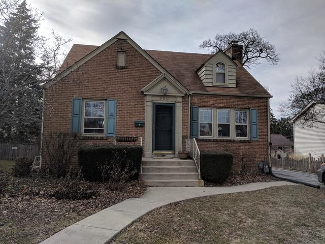 200 N Elm Avenue, Elmhurst, IL 60126 (MLS #09893607) :: Littlefield Group