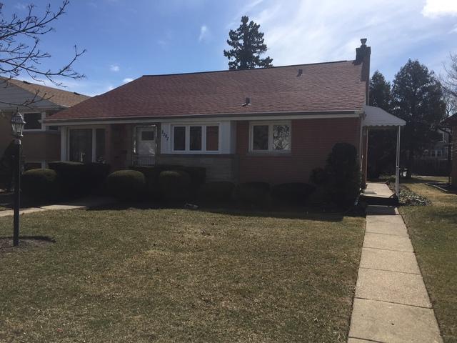 3707 W Wallen Avenue, Lincolnwood, IL 60712 (MLS #09893637) :: Littlefield Group