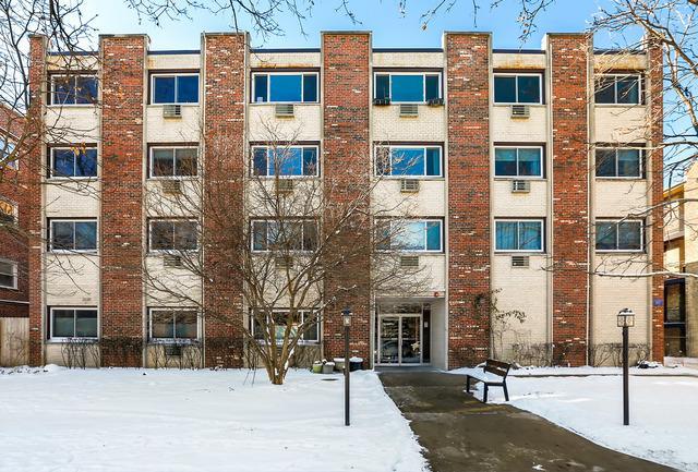 1234 Elmwood Avenue 4F, Evanston, IL 60202 (MLS #09893650) :: Domain Realty