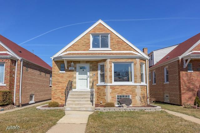 3644 W 68th Street, Chicago, IL 60629 (MLS #09893670) :: Domain Realty