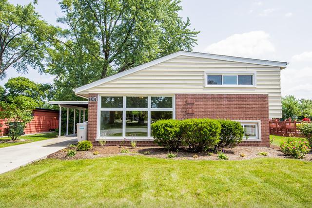 9355 Osceola Avenue, Morton Grove, IL 60053 (MLS #09893672) :: Domain Realty
