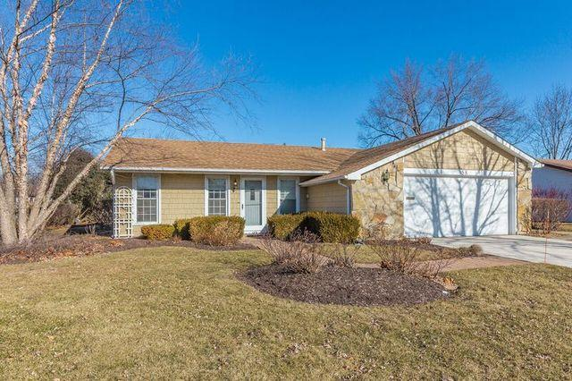 58 E Heatherlea Drive, Palatine, IL 60067 (MLS #09893681) :: The Jacobs Group