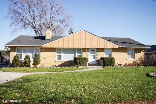 9007 Ridgeland Avenue, Oak Lawn, IL 60453 (MLS #09893745) :: Littlefield Group