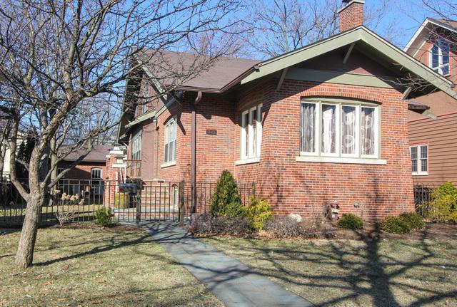 843 Columbian Avenue, Oak Park, IL 60302 (MLS #09893760) :: Domain Realty