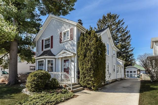 113 N Ellsworth Street, Naperville, IL 60540 (MLS #09893765) :: Domain Realty