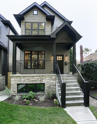 1021 Dewey Avenue, Evanston, IL 60202 (MLS #09893767) :: Domain Realty