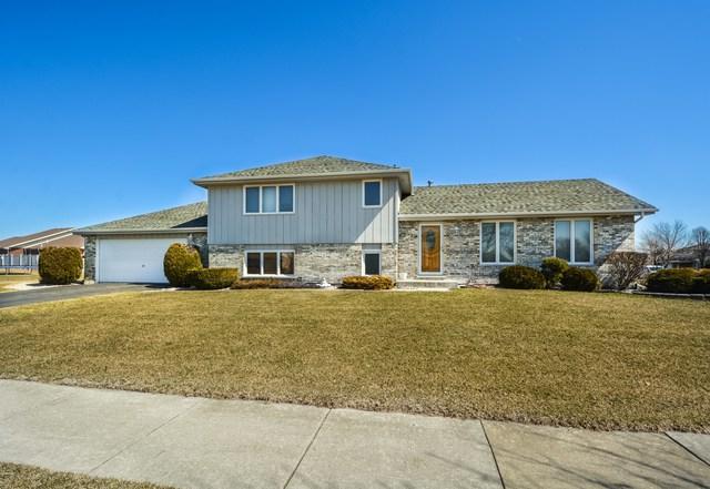 19505 E Hillside Drive, Frankfort, IL 60423 (MLS #09893783) :: Littlefield Group