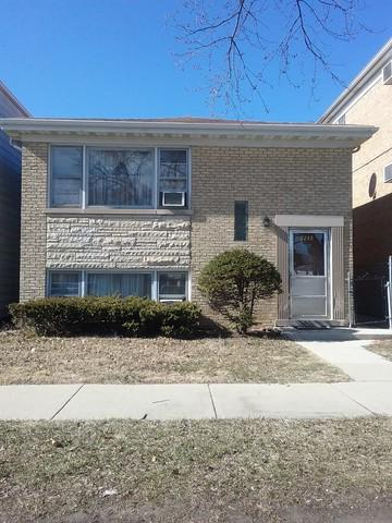8248 W Forest Preserve Boulevard, Chicago, IL 60634 (MLS #09893803) :: Domain Realty