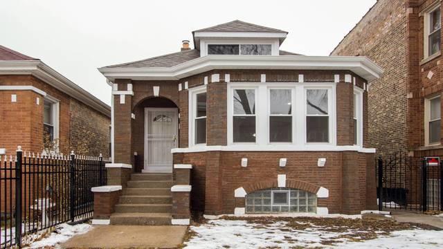 6549 S Fairfield Avenue, Chicago, IL 60629 (MLS #09893805) :: Littlefield Group