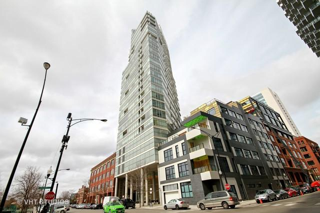 510 W Erie Street #907, Chicago, IL 60654 (MLS #09893830) :: Domain Realty