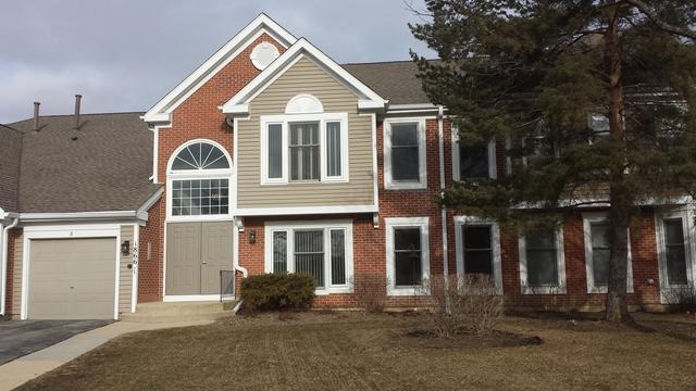 1866 Fox Run Drive B, Elk Grove Village, IL 60007 (MLS #09893855) :: Domain Realty