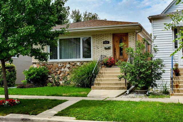 6674 Albion Avenue, Niles, IL 60714 (MLS #09893875) :: Domain Realty