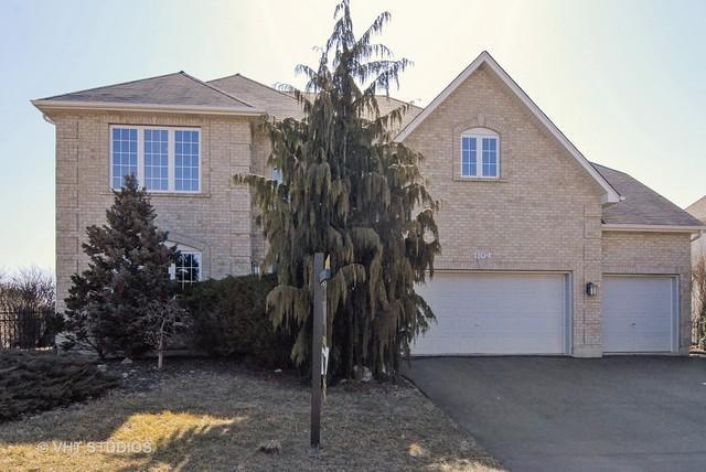 1104 Stonehaven Circle, Aurora, IL 60504 (MLS #09893878) :: Key Realty