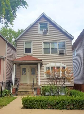 2819 N Maplewood Avenue, Chicago, IL 60618 (MLS #09893901) :: Littlefield Group
