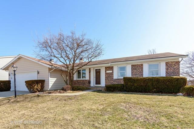 1461 Mitchell Trail, Elk Grove Village, IL 60007 (MLS #09893904) :: Domain Realty