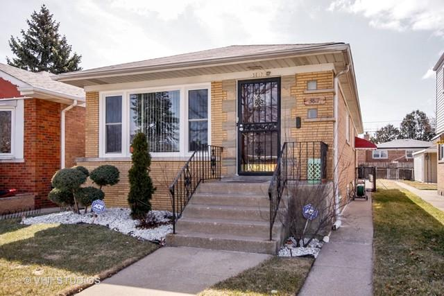 3817 W 84th Place, Chicago, IL 60652 (MLS #09893978) :: Domain Realty