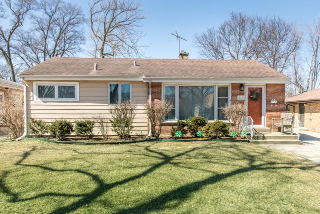 824 Goodwin Drive, Park Ridge, IL 60068 (MLS #09893991) :: Littlefield Group