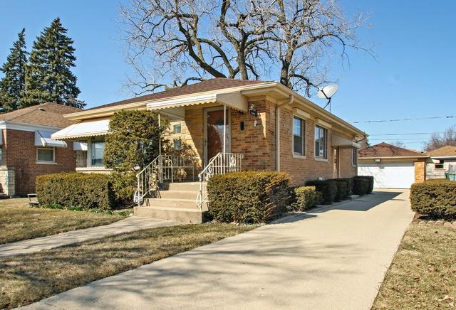 7464 W Seward Street, Niles, IL 60714 (MLS #09893997) :: Domain Realty