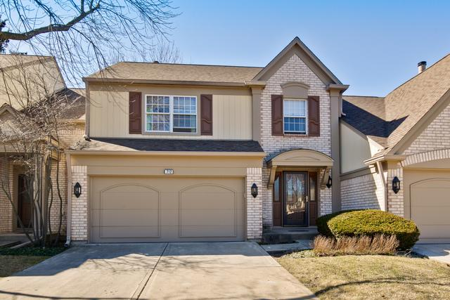 712 Alsace Circle, Buffalo Grove, IL 60089 (MLS #09894000) :: Littlefield Group