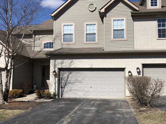 2664 Cobblestone Drive #2664, Crystal Lake, IL 60012 (MLS #09894003) :: Key Realty