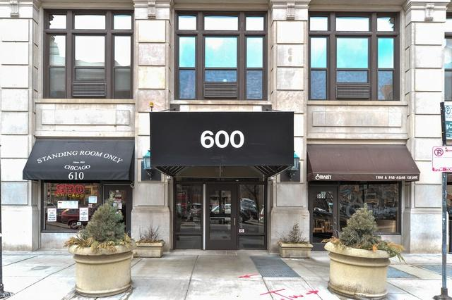600 S Dearborn Street #2010, Chicago, IL 60605 (MLS #09894007) :: Littlefield Group