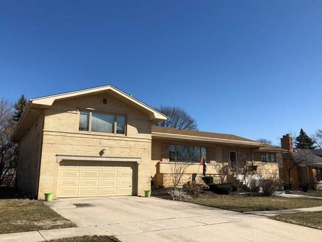 9543 S Central Park Avenue, Evergreen Park, IL 60805 (MLS #09894024) :: Domain Realty