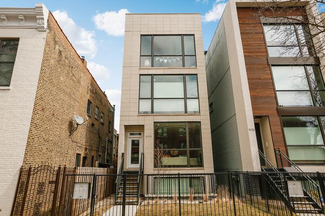 2125 N Mozart Street #1, Chicago, IL 60647 (MLS #09894067) :: Domain Realty