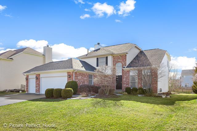 721 Autumn Drive, Bolingbrook, IL 60490 (MLS #09894082) :: Domain Realty