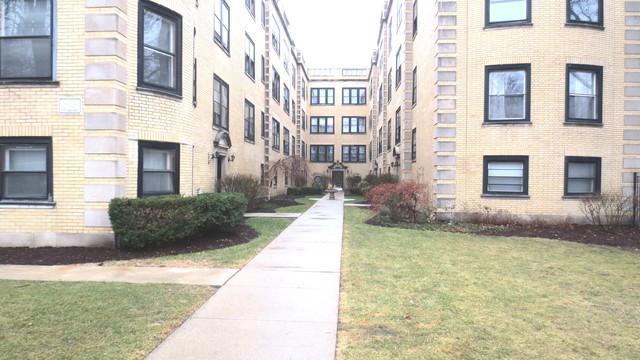 2540 N Kedzie Boulevard G7, Chicago, IL 60647 (MLS #09894090) :: Domain Realty