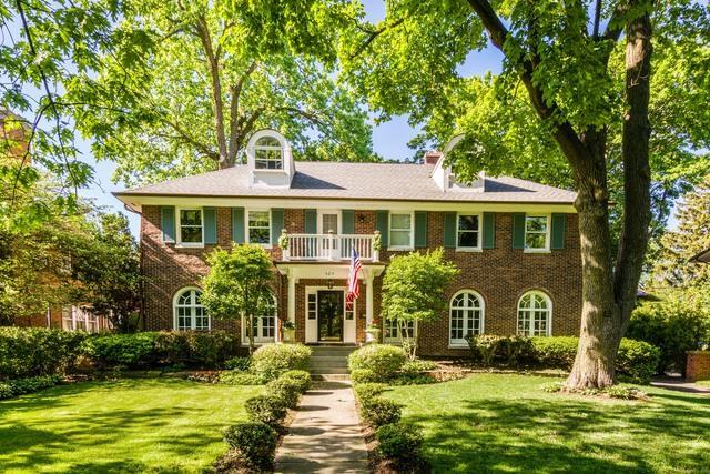 624 Elmwood Avenue, Wilmette, IL 60091 (MLS #09894100) :: Domain Realty