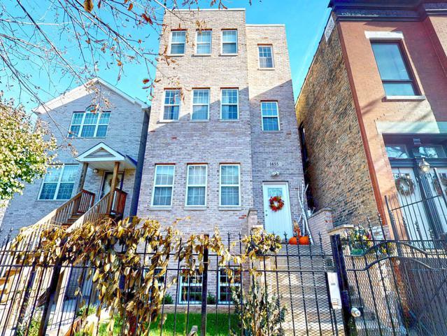 1455 N Rockwell Street #3, Chicago, IL 60622 (MLS #09894135) :: Littlefield Group