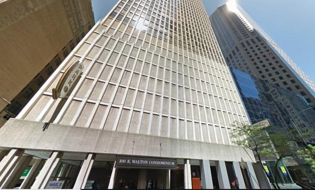 100 E Walton Street 12C, Chicago, IL 60611 (MLS #09894163) :: Domain Realty