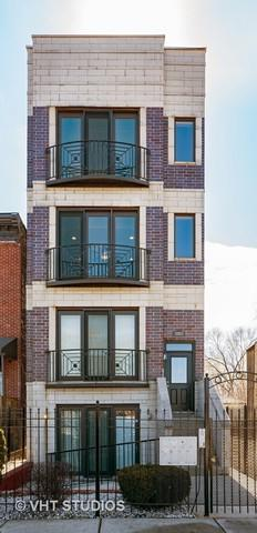 2827 W Congress Parkway #3, Chicago, IL 60612 (MLS #09894164) :: Littlefield Group
