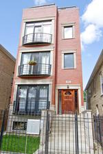 832 N Washtenaw Avenue #1, Chicago, IL 60622 (MLS #09894183) :: Littlefield Group