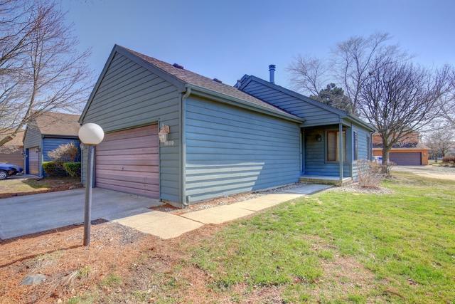 1609 Devonshire Drive, Champaign, IL 61821 (MLS #09894249) :: Domain Realty