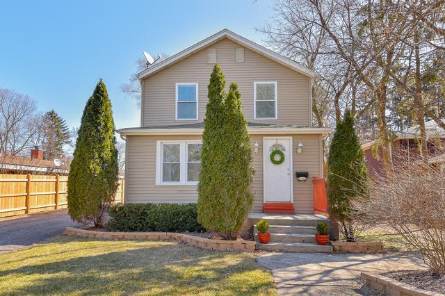 109 S Sumner Street, Wheaton, IL 60187 (MLS #09894258) :: Domain Realty