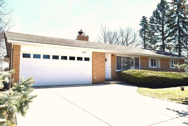1221 Division Street, Barrington, IL 60010 (MLS #09894274) :: The Jacobs Group