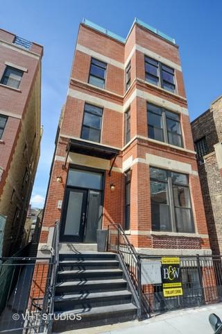 1042 N Orleans Street #1, Chicago, IL 60610 (MLS #09894275) :: Littlefield Group