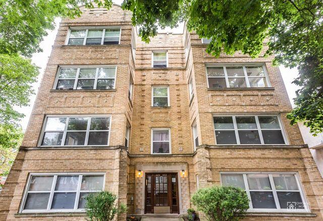 4453 N Whipple Street #2, Chicago, IL 60625 (MLS #09894285) :: Littlefield Group