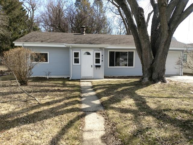 418 N Eddy Street, Sandwich, IL 60548 (MLS #09894297) :: Littlefield Group
