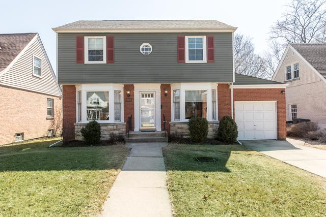 925 Saint James Place, Park Ridge, IL 60068 (MLS #09894313) :: Littlefield Group