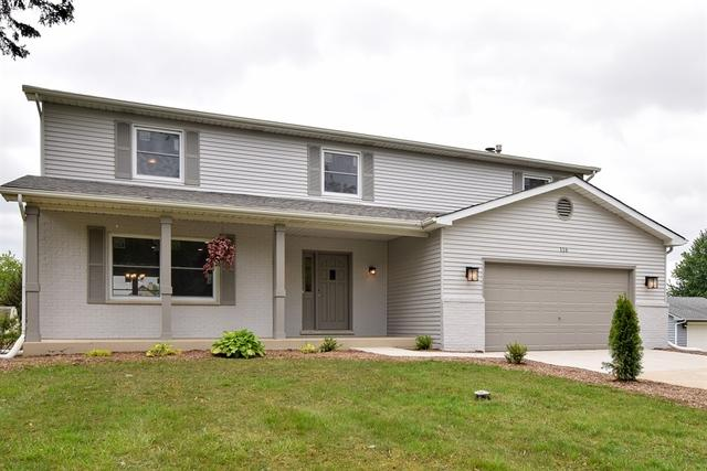 116 Cheviot Drive, Bartlett, IL 60103 (MLS #09894324) :: Domain Realty