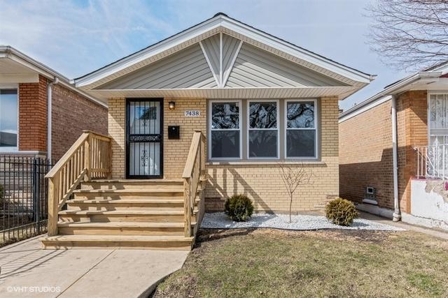 7438 S Sangamon Street, Chicago, IL 60621 (MLS #09894355) :: Littlefield Group
