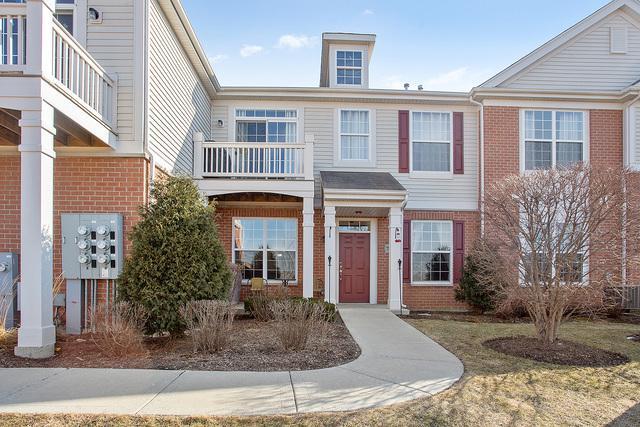 7524 Claridge Drive H, Bridgeview, IL 60455 (MLS #09894363) :: Domain Realty